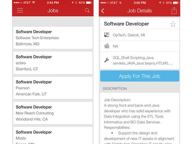 10 apps to take your job search mobile - Computerworld News ...