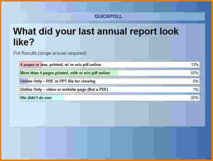 5+ Nonprofit Annual Report Template | Expense Report