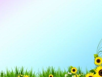 Free Beautiful Spring Template Backgrounds For PowerPoint - Nature ...