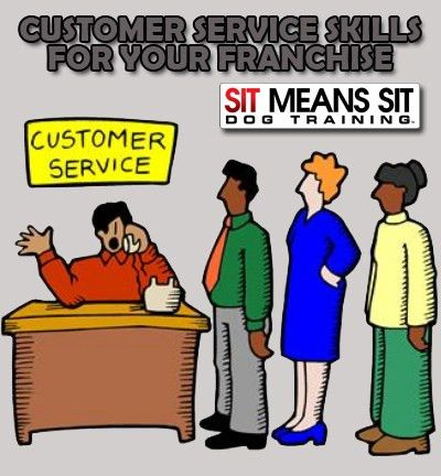 Customer Service Skills for your Dog Training Business | Sit Means ...