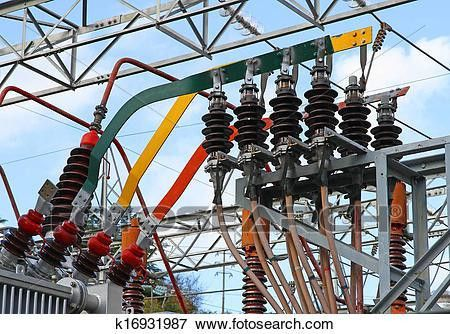 High voltage transformer Stock Photos and Images. 6,058 high ...