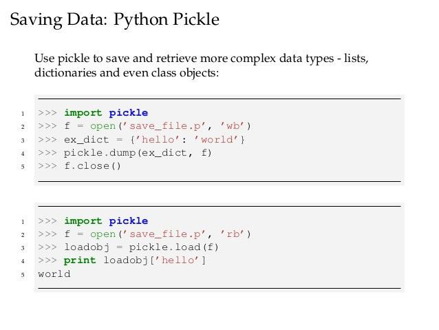 Python - File operations & Data parsing
