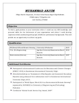 gis technician resume gis technician resume samples visualcv
