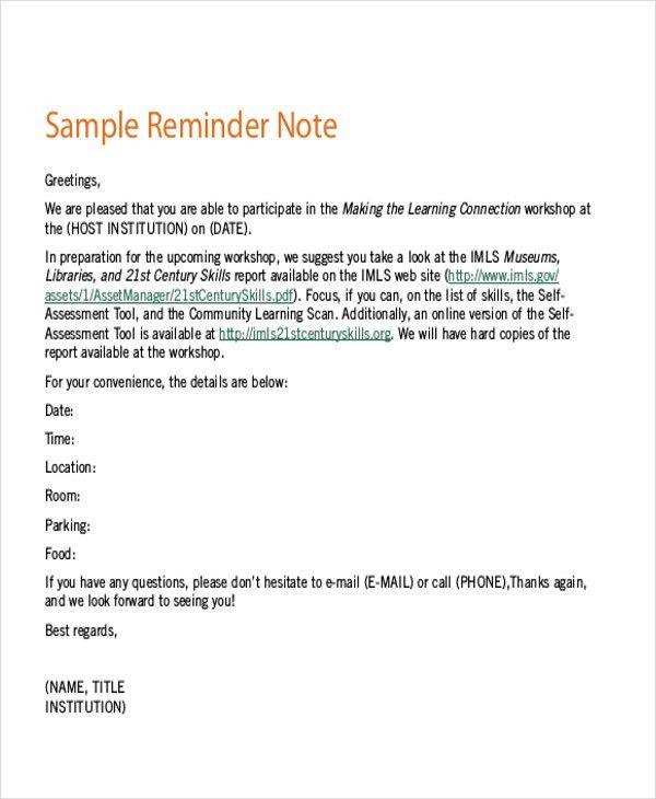 Letters in PDF