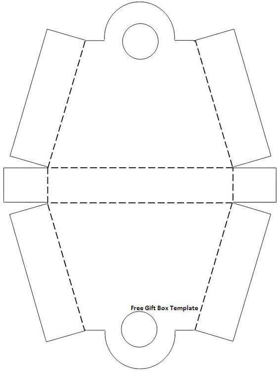 Box template | Crafty Goodness | Pinterest | Box templates, Box ...