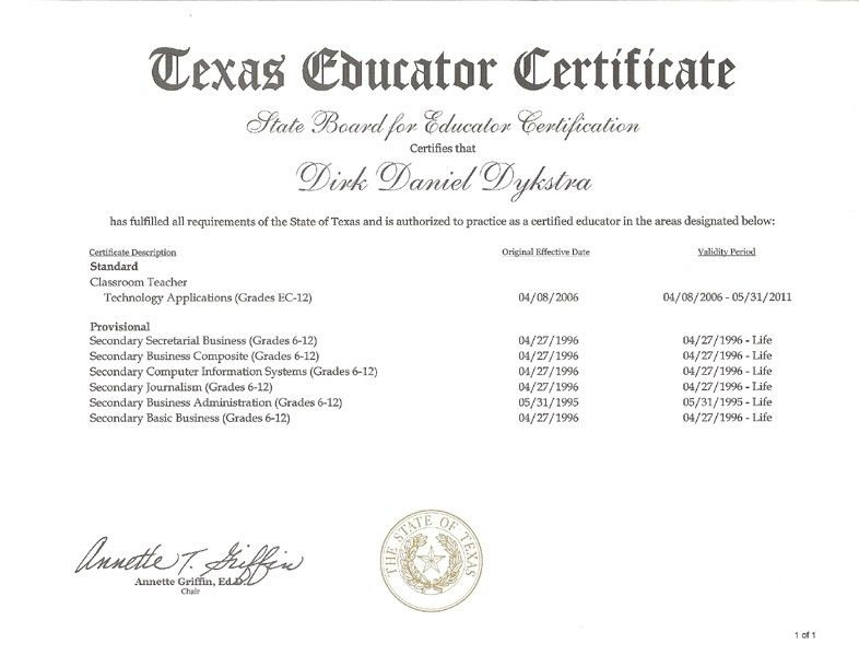 How to Get Your Alternative Certification for Texas Teachers