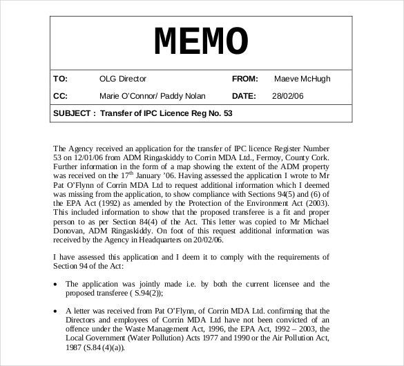 Memo Template Free Memos Officecom Free Memo Template 10 Free – Memo Templates for Word