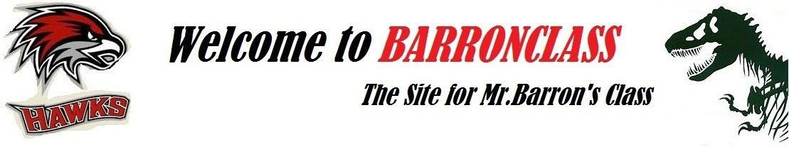 Online Airline Ticket Maker - Mr. Barron's Class