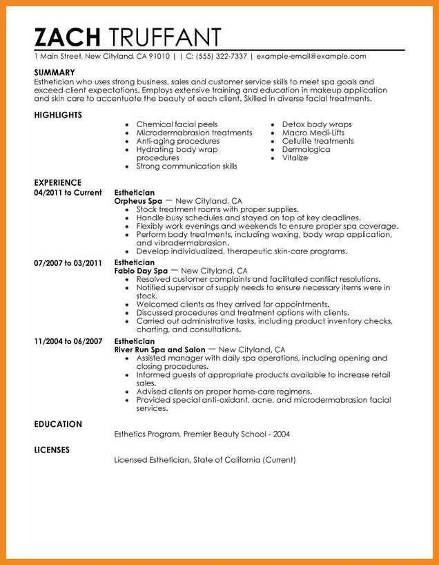 Perfect Resume Az | Cvletter.billybullock.us