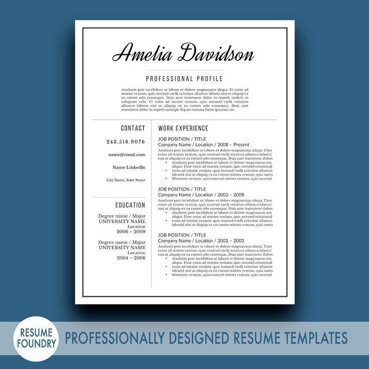 Best 25+ Student resume template ideas on Pinterest | High school ...