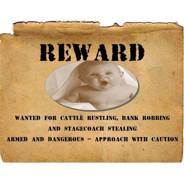 Four Free Wanted Poster Templates To Download For Microsoft Publisher  Free Wanted Poster Template Download