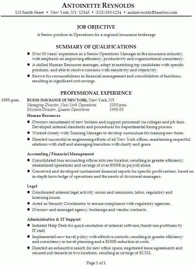 100+ [ Human Resources Resume Samples Visualcv ] | 17 Resume ...