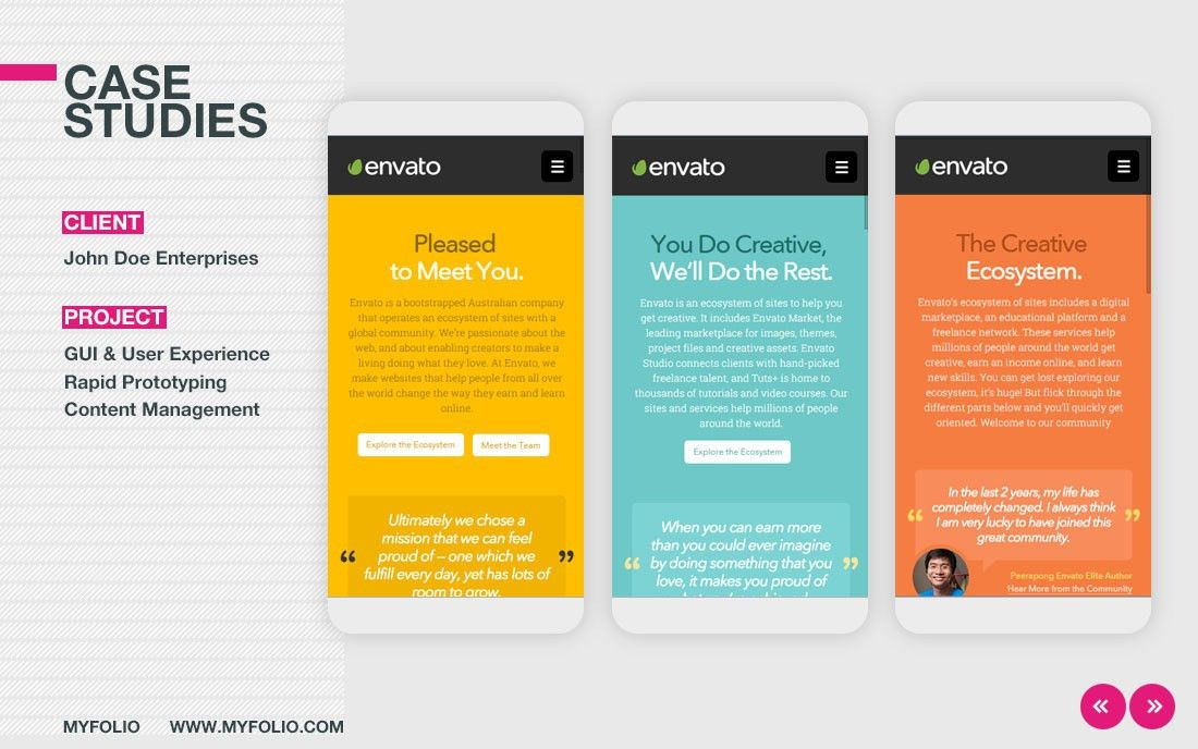 Swiss Style Google Slides Template by DMXdesign   GraphicRiver