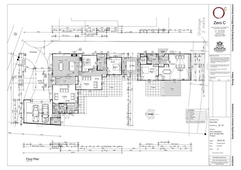 What To Expect From Your Architect Sections Site Plans ...