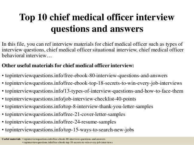 top-10-chief-medical-officer -interview-questions-and-answers-1-638.jpg?cb=1428053090