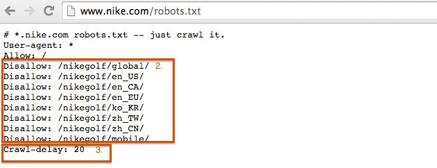 Check your robots.txt with the SEMrush Site Audit tool! | SEMrush