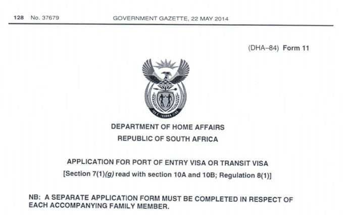 South African Visa Requirements for Indian Citizens - Chalo Africa