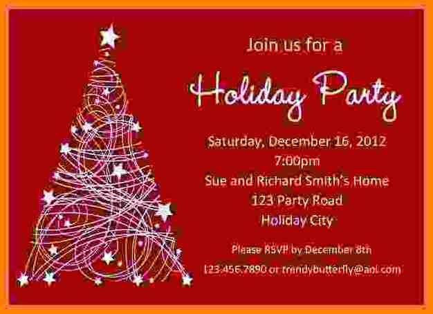 7+ free christmas party invitation templates | budget template