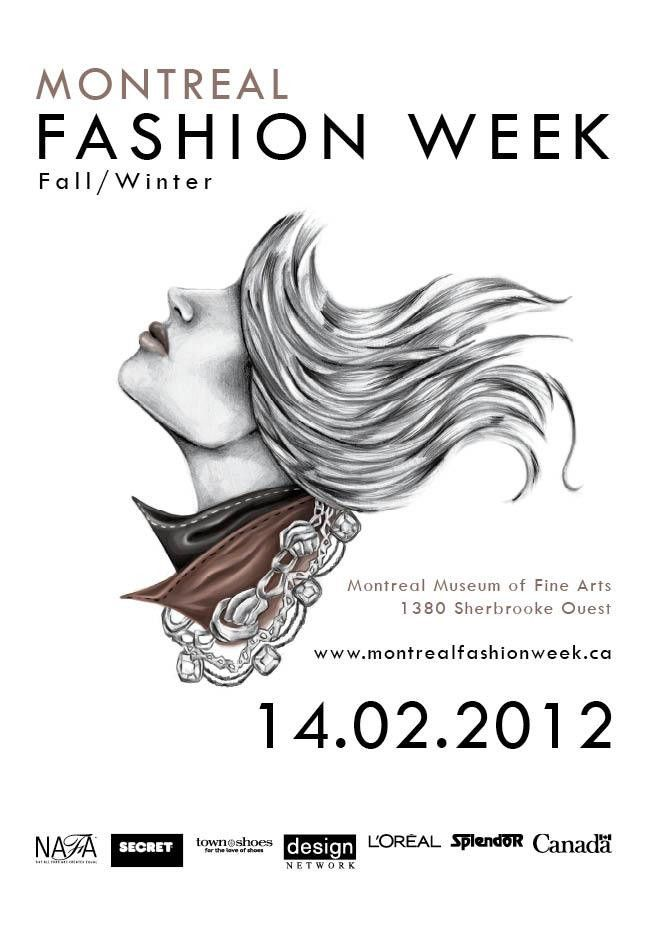 Montreal Fashion Week | fashion design posters | Pinterest ...