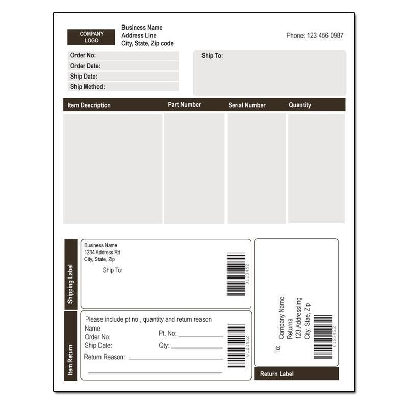 Business Invoices. Invoice Like A Pro: Design Examples And Best ...