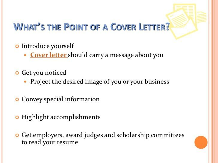 write a good covering letter 6 writing a good resume cover letter ...
