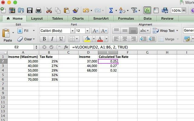 Doing Your Taxes? 5 Excel Formulas You Must Know