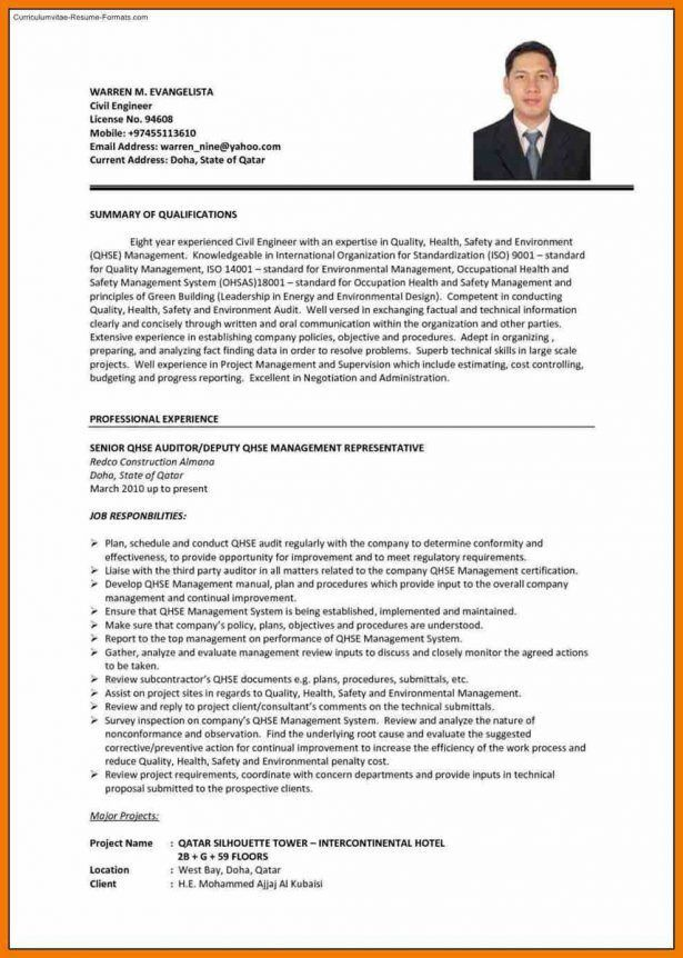 Resume : Free Professional Resume Template Hotel Maintenance ...