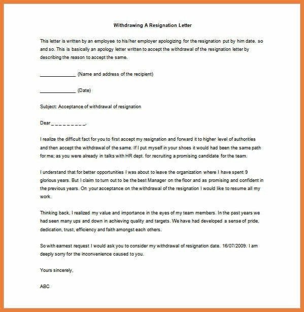 Resignation Letters In Doc. Best-Resignation-Letter-Doc ...