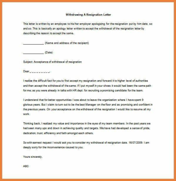 Resignation Letters In Doc. Best-Resignation-Letter-Doc ...