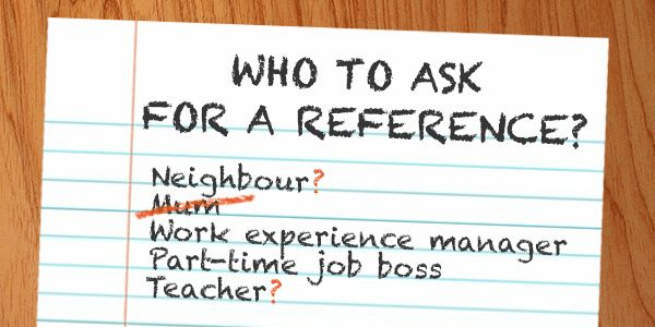 How to use references to get you a job | GoThinkBig