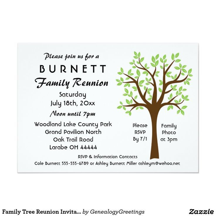 32 best Family Reunion images on Pinterest | Family reunions ...