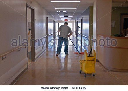 Janitor Stock Photos & Janitor Stock Images - Alamy