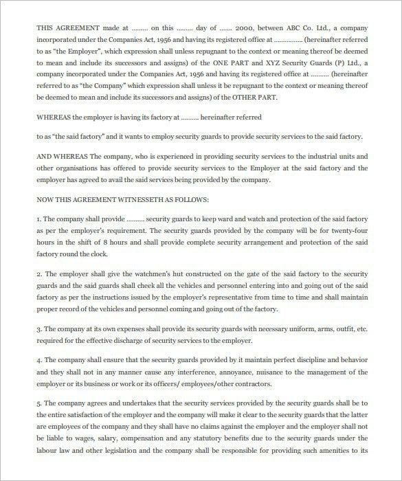 Free Printable Land Contract Forms Shareitdownloadpc 53 [Template ...
