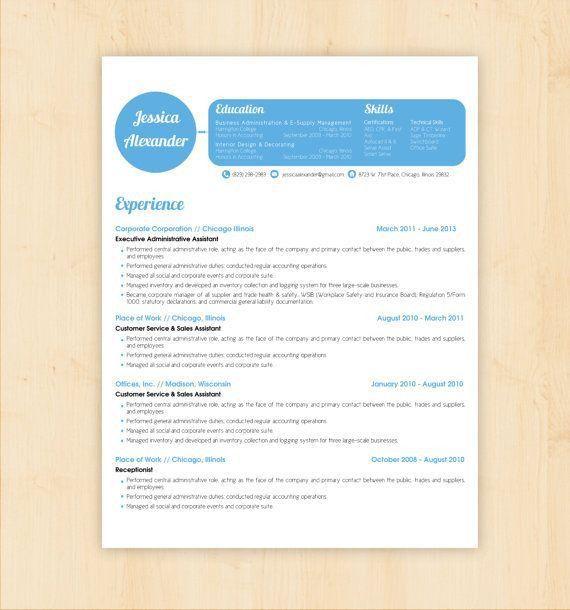 14 best Resume Designs images on Pinterest | Resume ideas, Resume ...