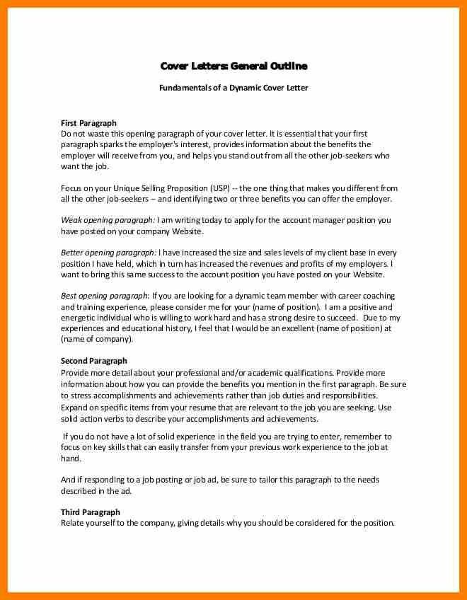 dynamic cover letter