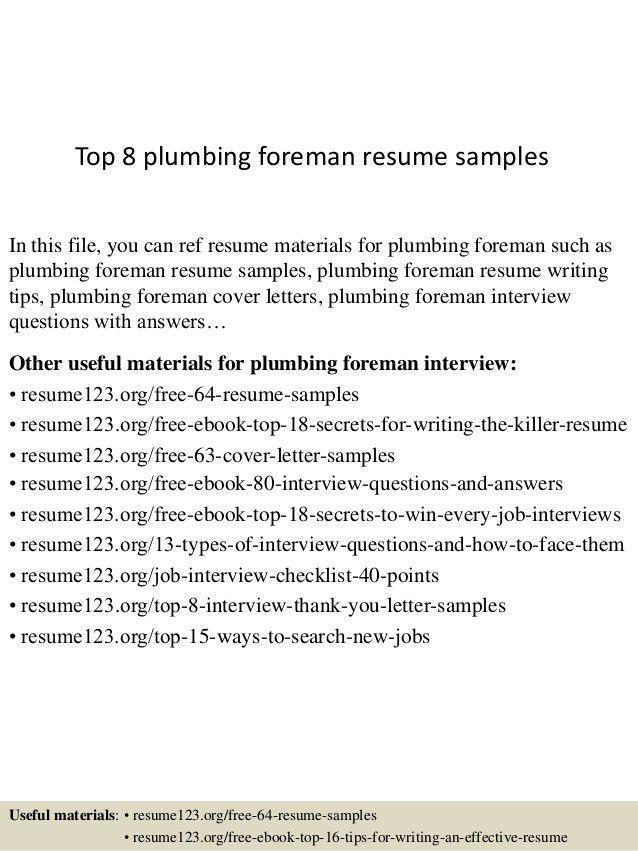 top-8-plumbing-foreman-resume-samples-1-638.jpg?cb=1432976905