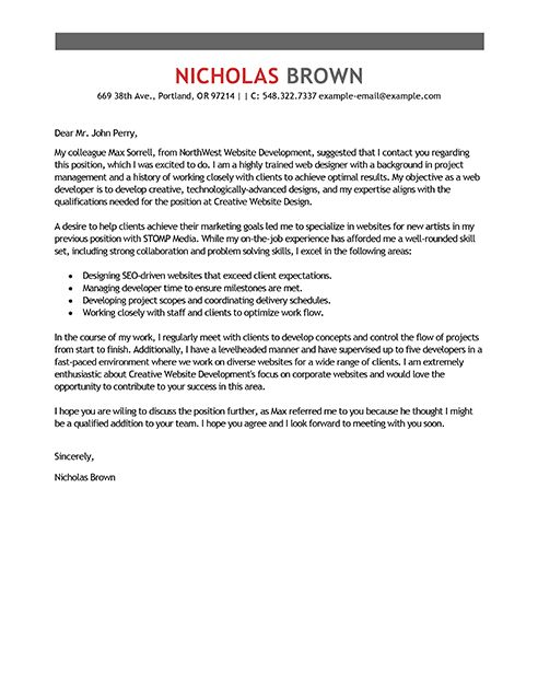 Cover Letter: 53 Administrative Assistant Cover Letter ...