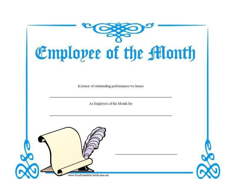 8+ Employee Recognition Certificates | Free & Premium Templates