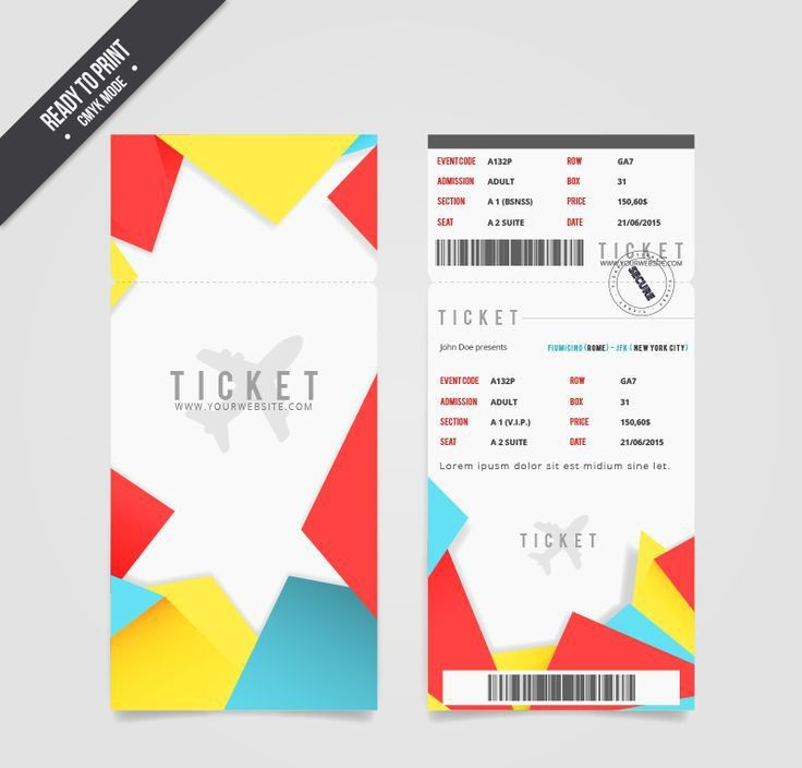 7 best ticket images on Pinterest | Mobile design, Mobile ui and ...