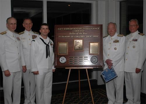 Navy Expeditionary Intelligence Command honors past, present ...