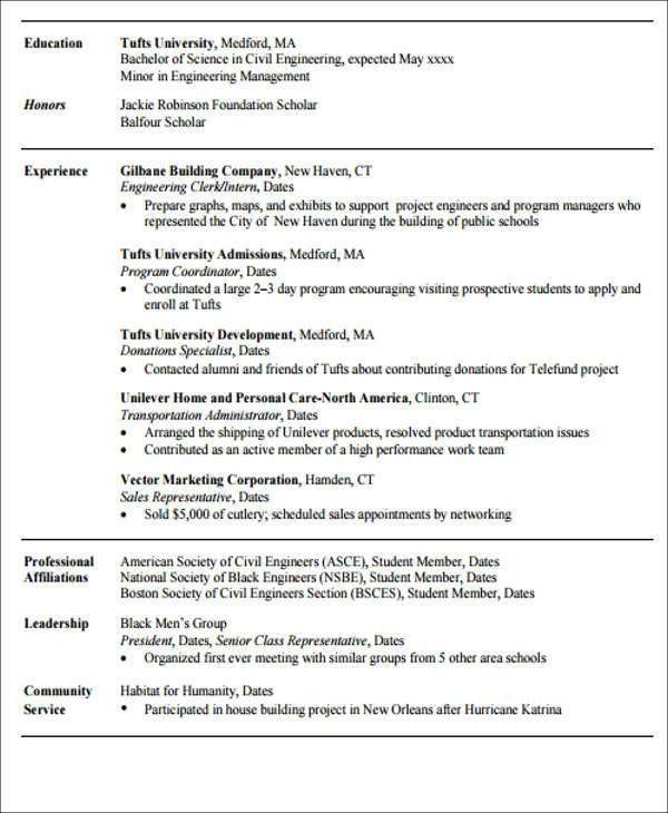 civil engineering resumes civil engineering resume sample resume