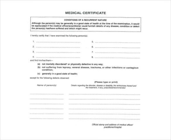 Medical Report Template - 9 Free Word, PDF Documents Download ...
