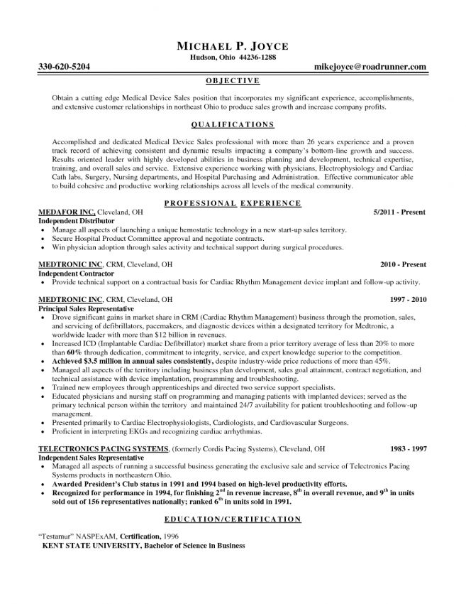 2. sample resume for pharmaceutical sample pharmaceutical sales ...