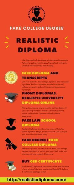 We provide high-quality fake College degrees and diploma to ...