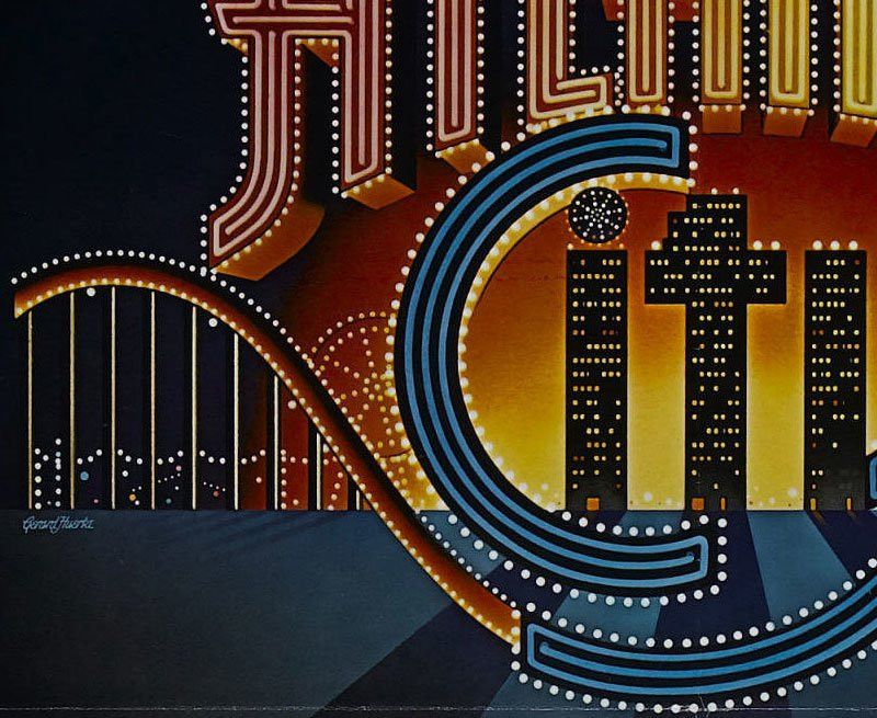 "Movie Poster of the Week: ""Atlantic City"" and the Letter Forms of ..."