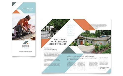 Tri Fold Brochure Templates - Word & Publisher - Microsoft