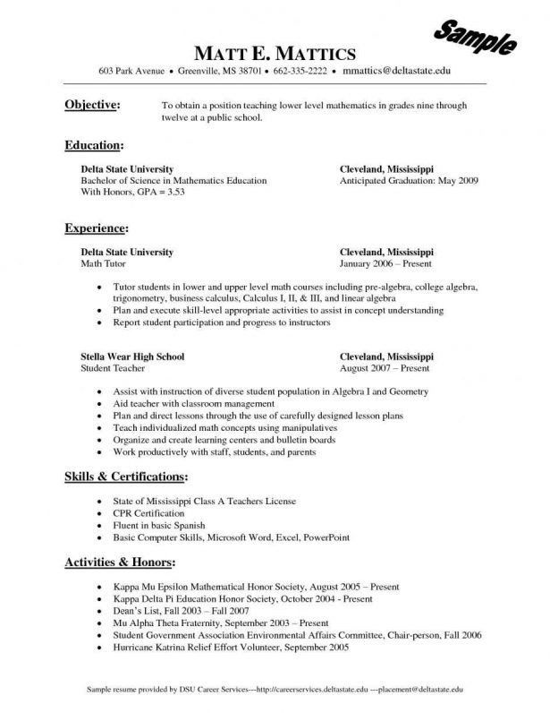 Resume : Industrial Placement Cover Letter Describe Your Computer ...