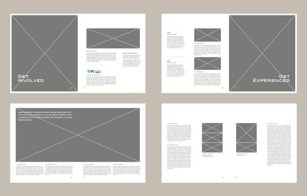 print graphic design portfolio inspiration - Google Search ...