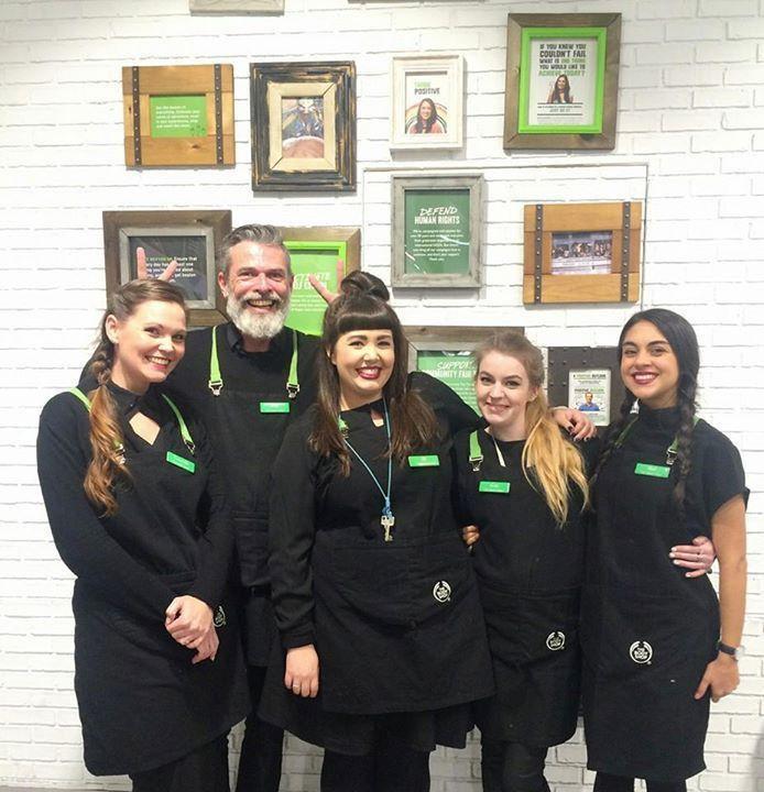 Working at The Body Shop | Glassdoor.co.uk