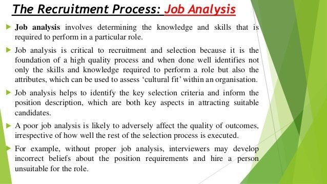 Personnel management: Job Analysis, Job description, Induction and tr…
